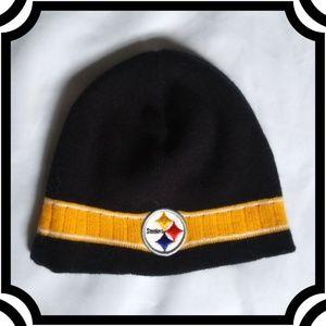 NFL Pittsburgh Steelers Unisex Cuffless Beanie
